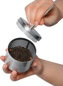 Teeeinsatz